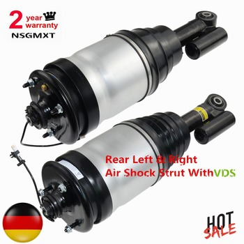AP03 Pair Rear Left & Right Air Suspension Shock Absorber Strut For Land Rover Range Rover Sport L320 with ADS LR023234 LR023235