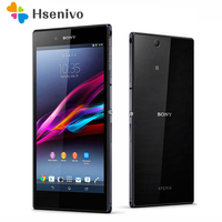 Original Sony Xperia Z Ultra C6833 Mobile Phone 6.4 Screen Quad core 2GB RAM 16GB ROM 3G/4G LTE WIFI GPS Unlocked Cell phone