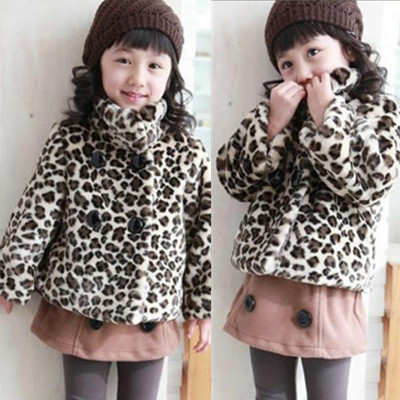 (In Stock)New Fashion Children's Jacket Winter Warmly Thickening Overcoat Cotton-padded Coats Cheap Supply,Free Shipping