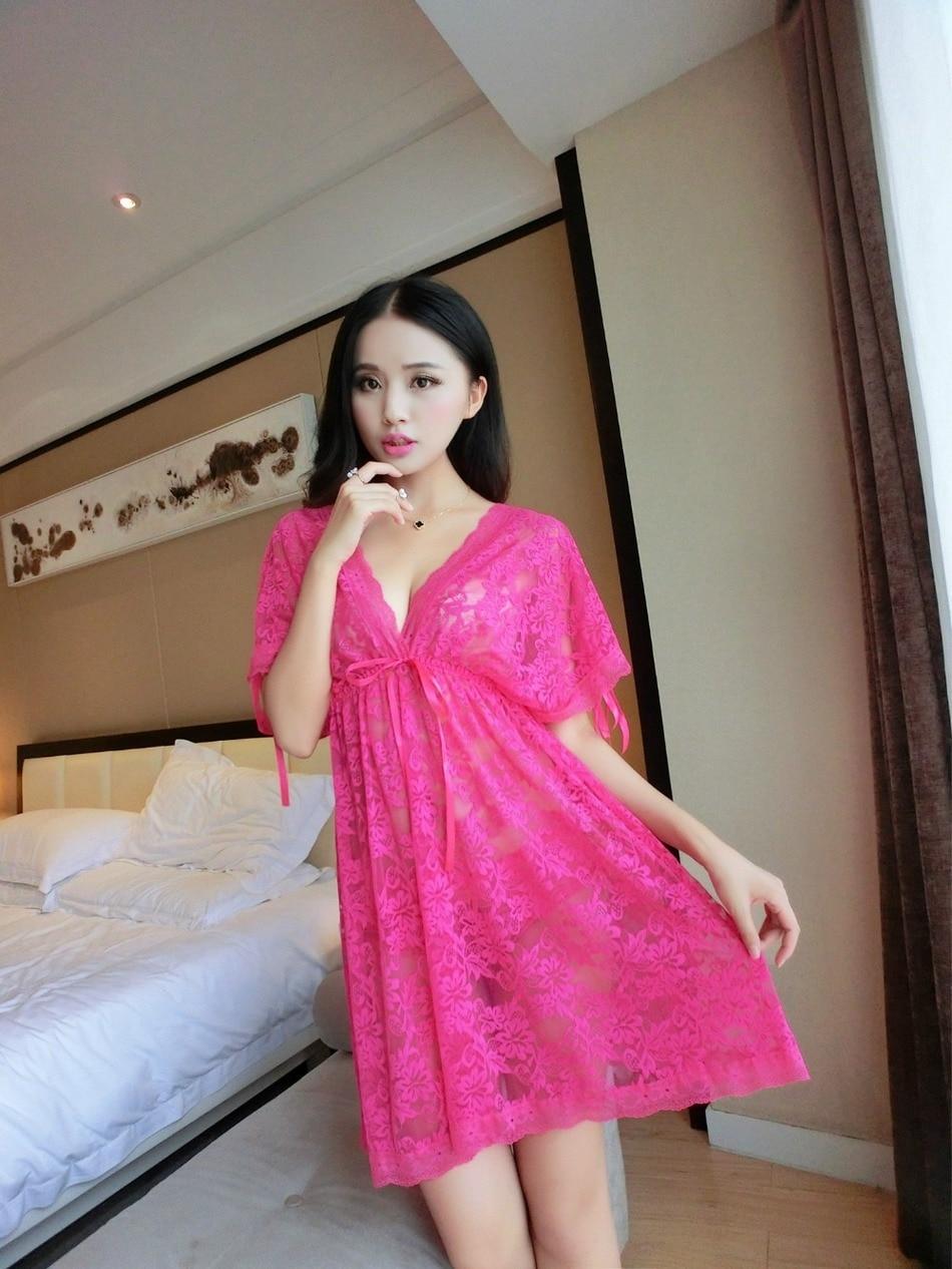Girls in nightie sexy — img 9