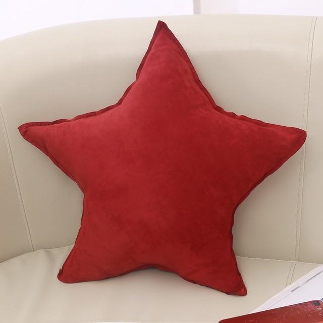 Love Heart Shape Cushion Pillow Sofa Back Cushions Office Nap Bolster Car Decorative Pillows Photography Props