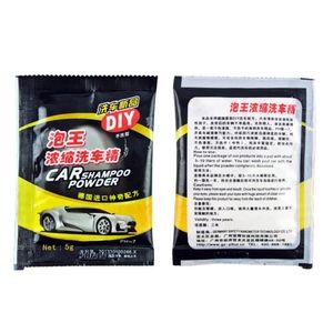 Image 5 - 5 قطعة مسحوق غسيل السيارات الشامبو العالمي تنظيف شامبو للسيارة أدوات تنظيف متعددة الوظائف