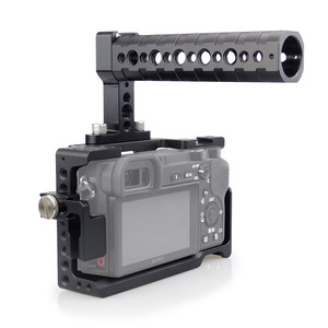 Image 5 - MAGICRIG กล้อง Dslr กับจับด้านบน + สาย HDMI Clamp สำหรับ Sony A6400/A6000/A6300/A6500 to Mount ไมโครโฟน Flash
