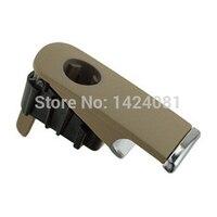 Spar voor audi a4 8e b6 b7 beige handschoenenkastje Lock Deksel Handvat Met Slot Gat Plastic w/Chrome 8E1857131 A0031