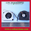 НОВЫЙ ДЛЯ Asus K42JR K42J A42J K42 X42 X42J A40J A42 P42J 4 pins охлаждающий вентилятор cpu кулер KSB0505HB DC бесщеточный
