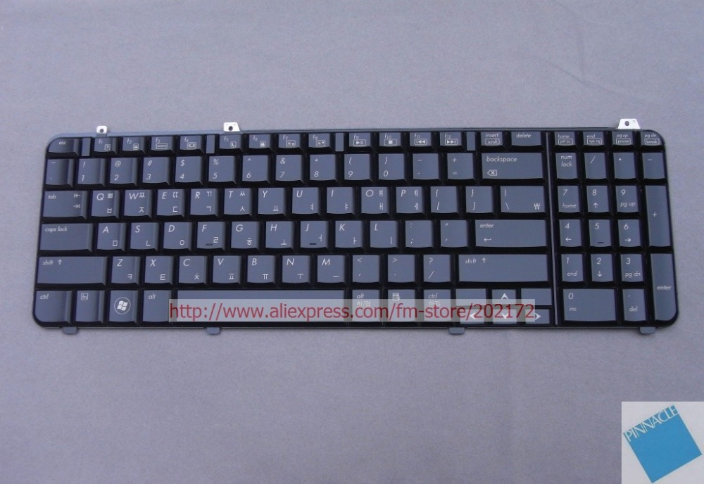 все цены на Brand New Black Laptop Notebook Keyboard 517864-AD1 574617-AD1 AEUT3Y00050 For HP Pavilion DV6 series(Korea)100% compatiable us онлайн