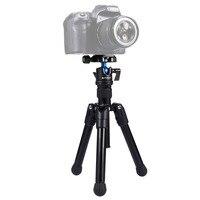 Photography Pocket Mini Tripod 360 Degree Ball Head Digital Camera Adjustable Photo Stand Camera Holder