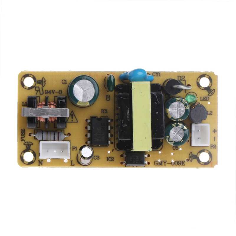 AC 100 265V to DC12V 1 5A Switching Power Supply Module