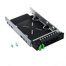2.5inch RX300 scsi to sata HDD Case Box SAS/SATA SCSI Hard Disk Drive Tray Caddy for Fujitsu