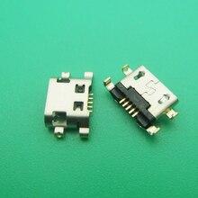 موصل شحن Micro USB ، لـ Alcatel OT4033 100 7040n OT7040 ، OT6012 4033 6012 G7 ، 6035 قطعة