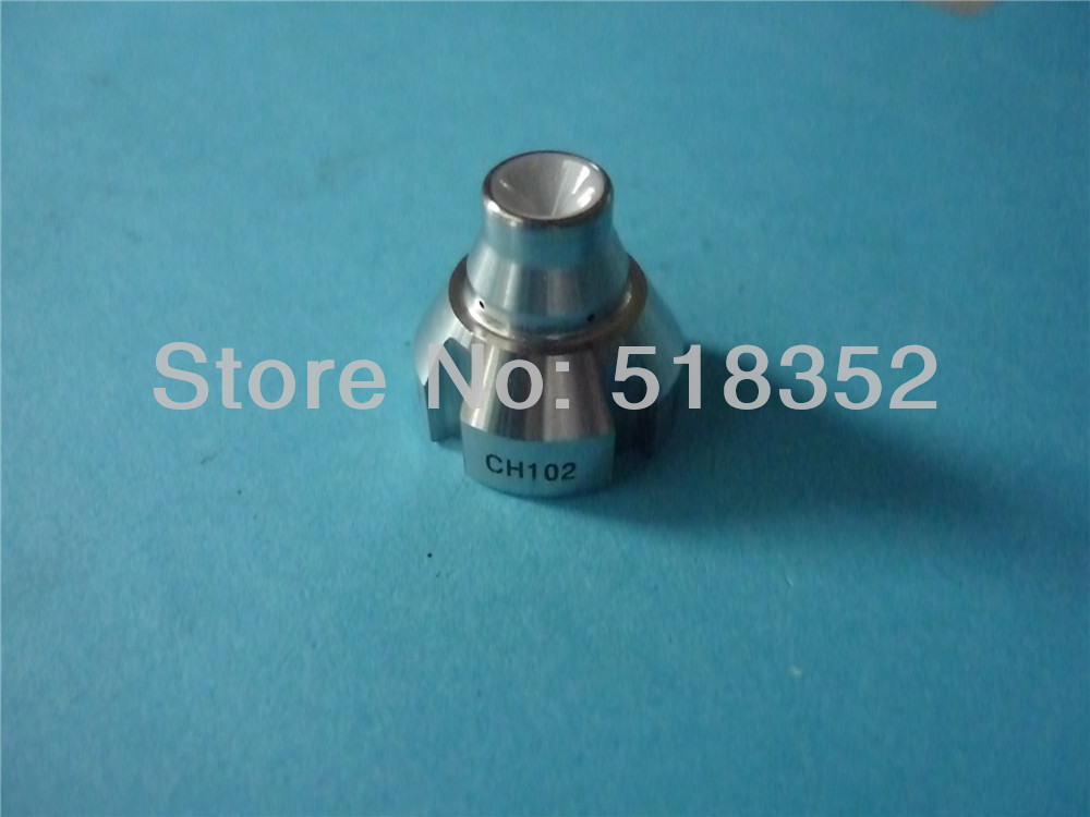 3W53A92A CHMER CH102 Lower Wire Drilling Guide AWT Type for WEDM-LS Wire Cutting Machine Parts a290 8110 x715 16 17 fanuc f113 diamond wire guide d 0 205 255 305mm for dwc a b c ia ib ic awt wedm ls machine spare parts