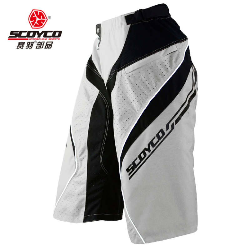 SCOYCO Motorcycle Motocross Offroad ATV Racing Pants Scooter Cross country Moto Riding Pants Breathable Dirt Bikecycle