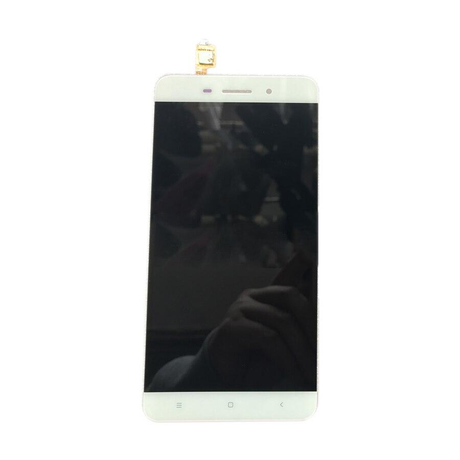 В наличии 100% тестирование 5.5 дюймов Дисплей для uimi U6 ЖК дисплей смартфон/смарт мобильный телефон Экран + Touch Панель стекло