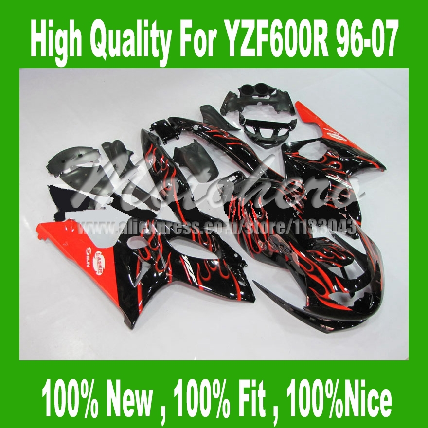 Fairing parts for YAMAHA Thundercat YZF600R 96 97 98 99 00 01 02 03 04 05