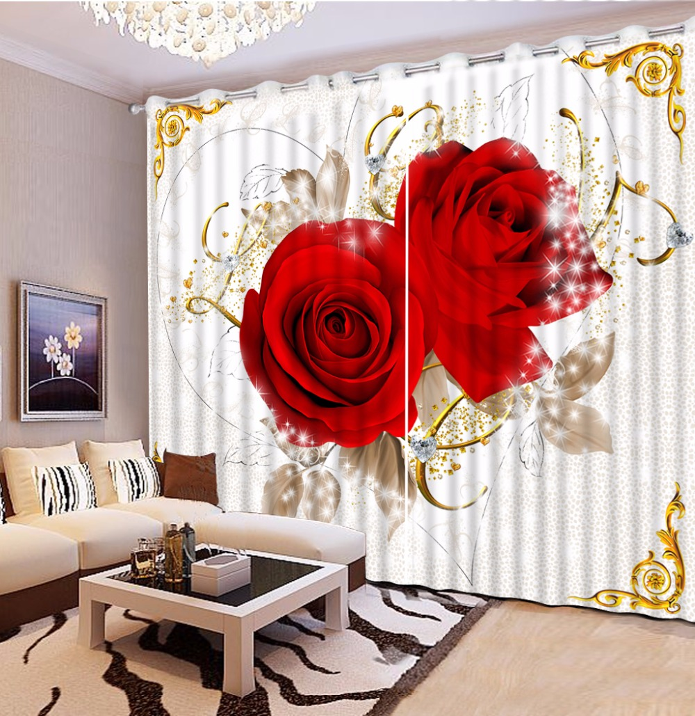 Popular Beautiful Curtains-Buy Cheap Beautiful Curtains lots from ...