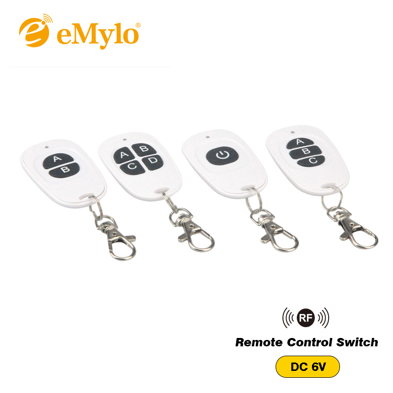emylo 1ch 2ch 3ch 4ch rf wireless remote control 1 4