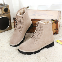 Fashion Warm Snow Boots Calzado Mujer Winter Boots Women Sapato Feminino Boots Women Ankle Boots Candy