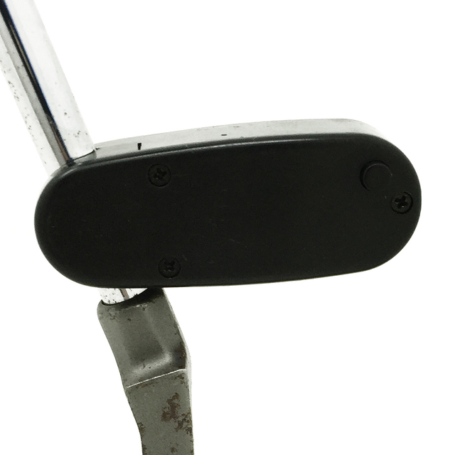 Black Golf Putter Laser Pointer Putting Golf Practice Aim Line Corrector Improve Aid Training Tool Golf Accessories 3