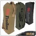 Lona bolsa de Ombro Grande Sacos Freebase Soldado Do Exército Tático Mochila de Lona Dos Homens Do Esporte de Escalada Ao Ar Livre Saco de Acampamento Ombro