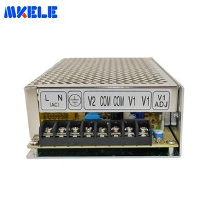 Low Price D-120B 120w 5V 6A 24V 4A Dual Output Switching Power Supply Double Output Voltage Transformer AC-DC Smps High Quality