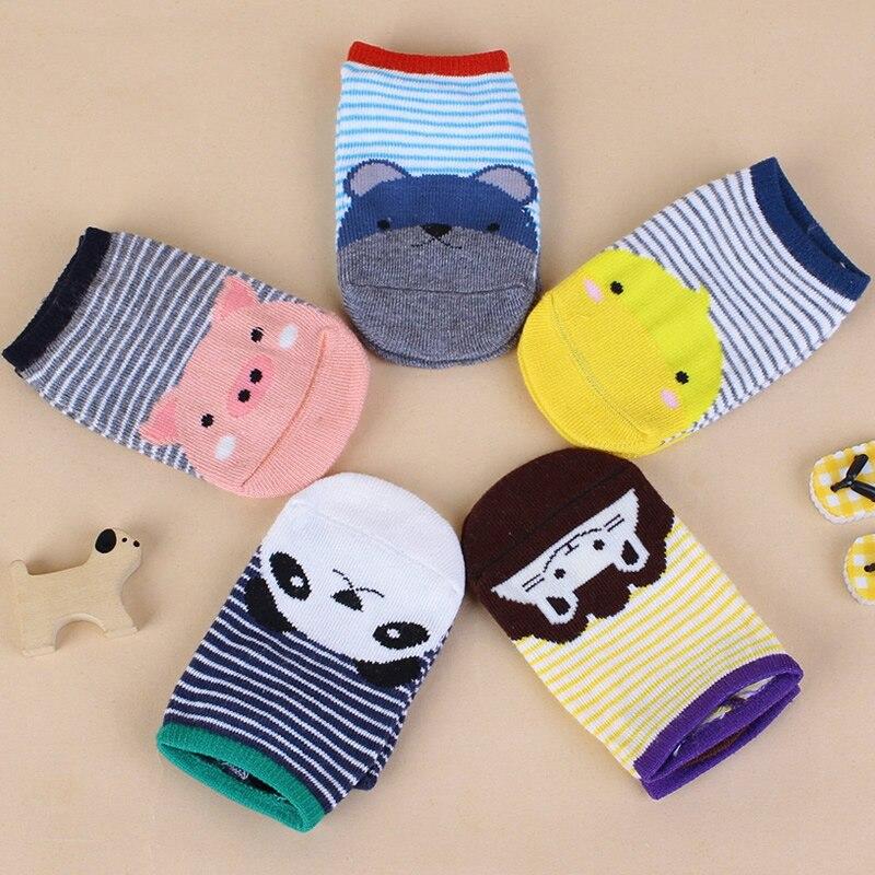 Детские Носки колена нескользящие носки Meias От 0 до 2 лет девочки и носки для мальчиков детей дешевые вещи Infantil Носки