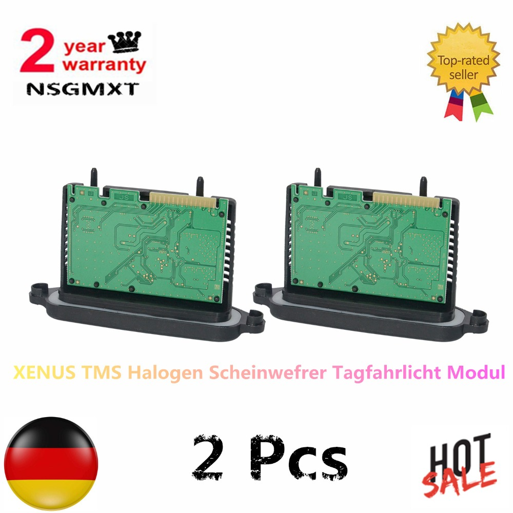 2Pcs XENUS TMS Halogen Scheinwefrer Tagfahrlicht Modul For BMW F10 F11 F07 63117258278 63117304906 63117267045 полироль avs avk 078 матовая 125мл a78708s