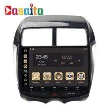 Car 2 Din Android 8.0 GPS for Mitsubishi ASX Citroen C4 autoradio navigation head unit multimedia 4Gb+32Gb Android PX5 8-Core
