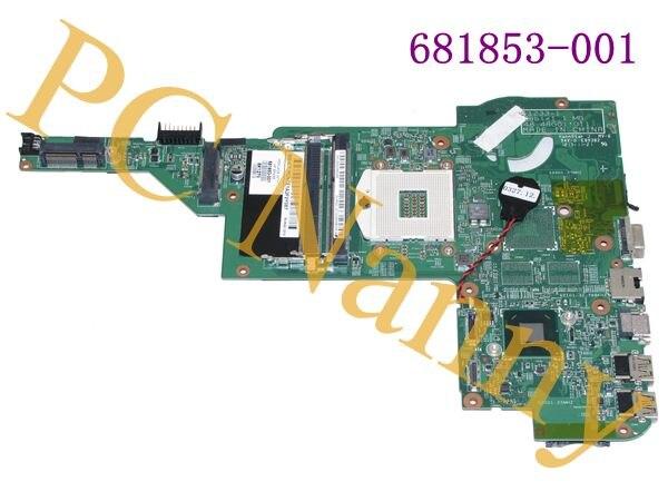 FOR HP Pavilion DM4 DM4-3170SE Intel Laptop Motherboard 681853-001 HM77