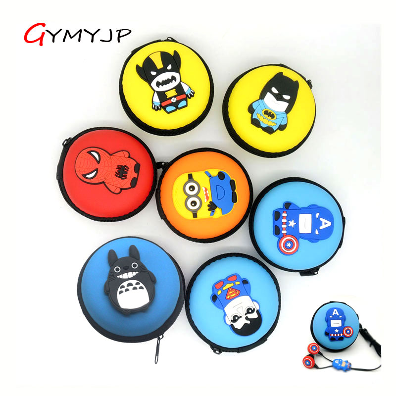 <font><b>Minions</b></font> Despicable Me cartoon kopfhörer superman in-ear headset 3,5mm jake stereo für Smart Handys image