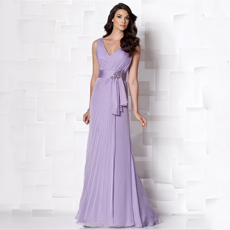 Popular Lavender Mother of The Bride Dresses-Buy Cheap Lavender ...
