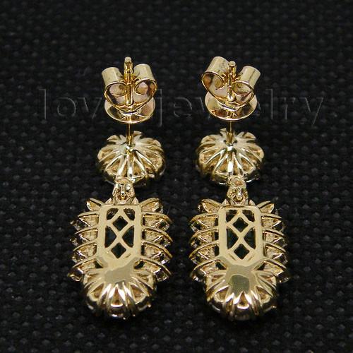 emerald earrings-5
