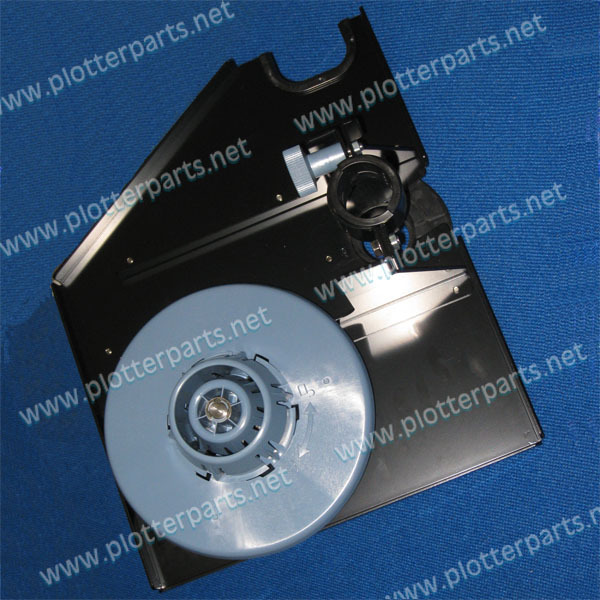 Q6670-60053 HP Designjet 8000s Take-up-reel (TUR) media feed flange Original new
