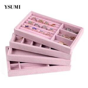 YSUMI Light pink Jewelry Displ