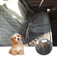 600D Oxford Waterproof Back Bench Seat Mat for Pet Dogs