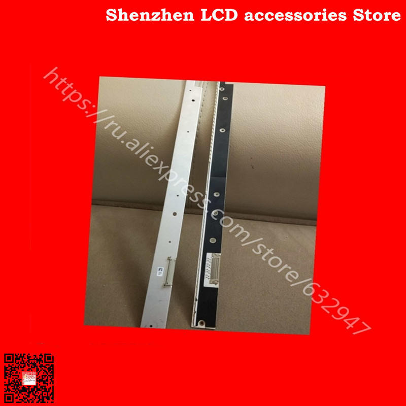 POUR samsung 112 led 683mm UA55D7000LJ UA55D8000YJ LTJ550HQ09-H gauche + droite = 2 pcs SLED-MCPCB-LED5030-22MM-WIDTH-55-LEFT-REV0.1