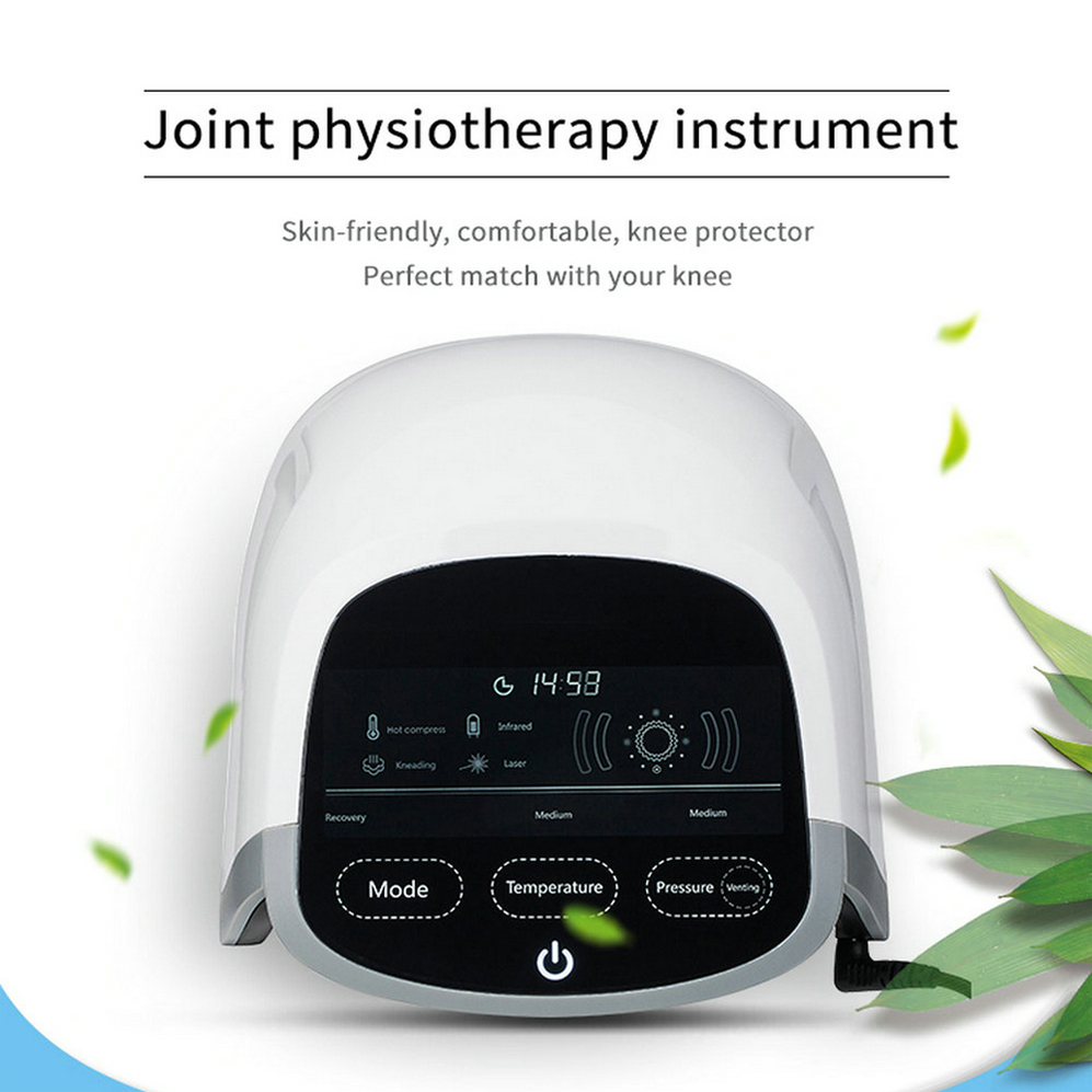 The Latest Electrotherapy 650nm Laser Pain Relief Device for Knee Osteoarthritis Treatment 4 In 1.