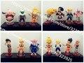 Dragon Ball Z Фигурку Сон Гоку Буу Гохан Готен Ubu Budokai ПВХ Модель Рисунок Японского Аниме Dragonball Z Кай действий Игрушка