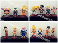 Dragon Ball Z Action Figure Son Goku Gohan Goten Buu Ubu Budokai PVC Model Japanese Anime Figure Dragonball Z Kai action Toy