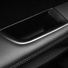 Автомобильный органайзер для Kia Sorento 2015 2016 дверная ручка коробка для хранения держатель Контейнер лоток аксессуары автомобиля Стайлинг