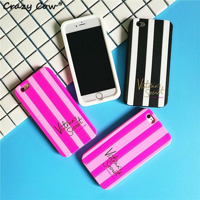لينة سيليكون جراب هاتف ل apple iphone 5 5 s Se 6 6 s 6 7 8 زائد iphone X XR غطاء الهاتف المحمول لطيف النساء شريط كوكه الوردي