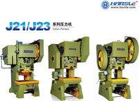 J23 10T Механическая мощность пресс пробивая USD1580/комплект
