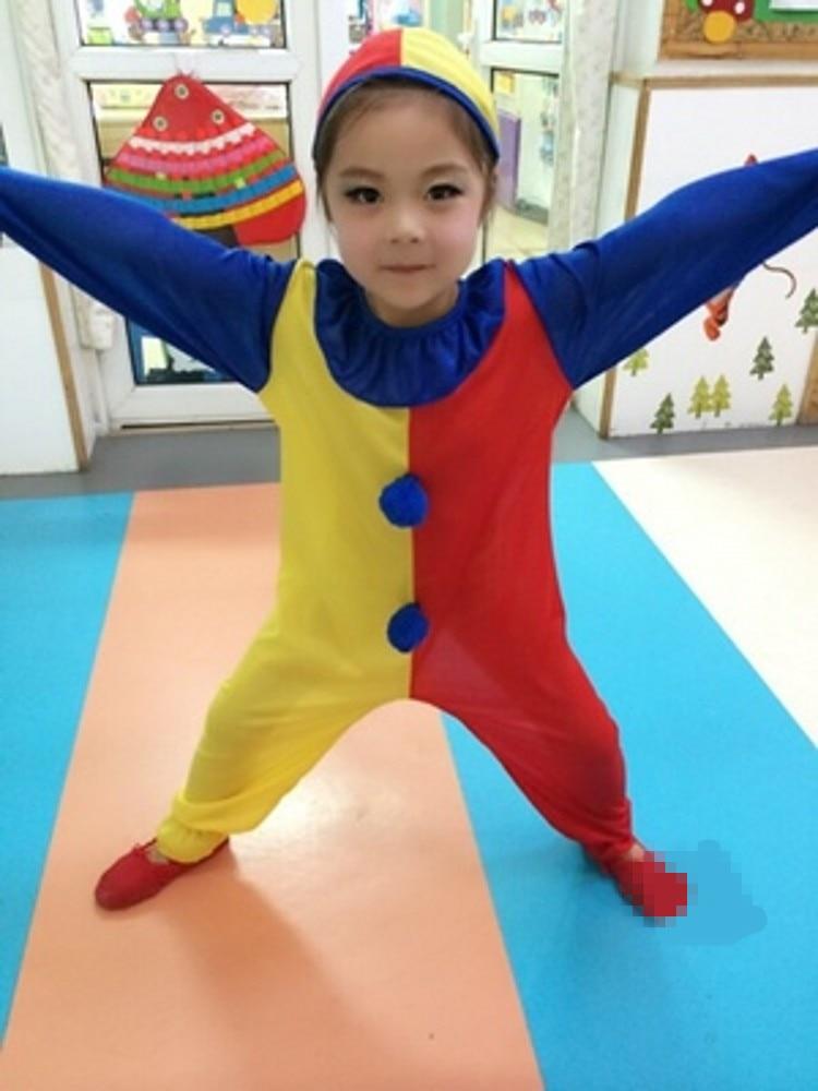 Barn Barn Baby Jumpsuits & Rompers + Hat + Nose Halloween Carnival - Kostymer - Bilde 5