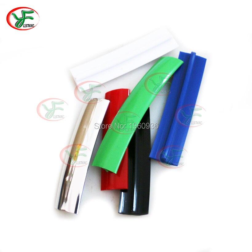 19 мм Ширина хромированная цветная пластиковая Т-образная форма длиной 12 метров пластиковое Т-образное формование для украшения вашей аркад...