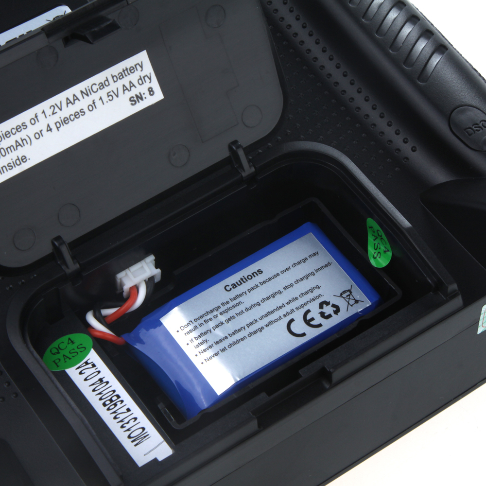 Orignal Walkera Batterie Für DEVO F7/DEVO F4 7,4 V 800 mAh 15C Lipo Batterie teile