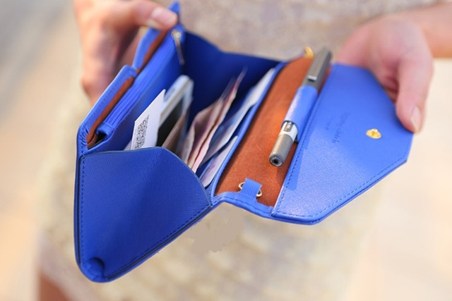 2017 Women Wallet 11Colors