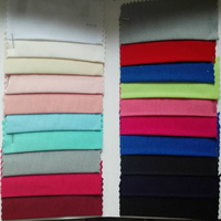 150cm 5 Yards Free Shipping Strech Woven Dyed Rayon Spandex Sateen N R Faille Fabric For