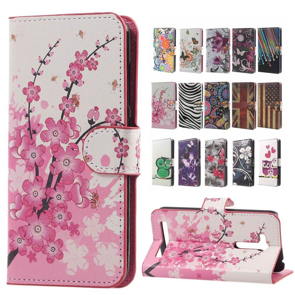 zenfone go zb452kg case pink plum magnetic leather wallet. Black Bedroom Furniture Sets. Home Design Ideas