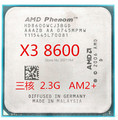 For AMD Phenom X3 8600 AM2 + interface 940-pin triple-core 2.3G