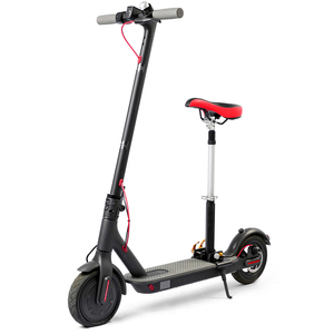 Image 4 - طقم سرج قابل للطي لدراجة شاومي الكهربائية برو كرسي M365 سكوتر الكهربائية سكوتر مقعد قابل للسحب