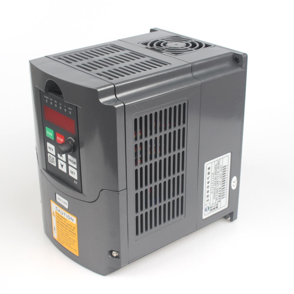 Cnc 2018 2.2kw Variable Frequency Drive Vfd Inverter 3hp 220v Vsd For Cnc Router Spindle Motor Speed Control 1hp Tools 3hp With Traditional Methods